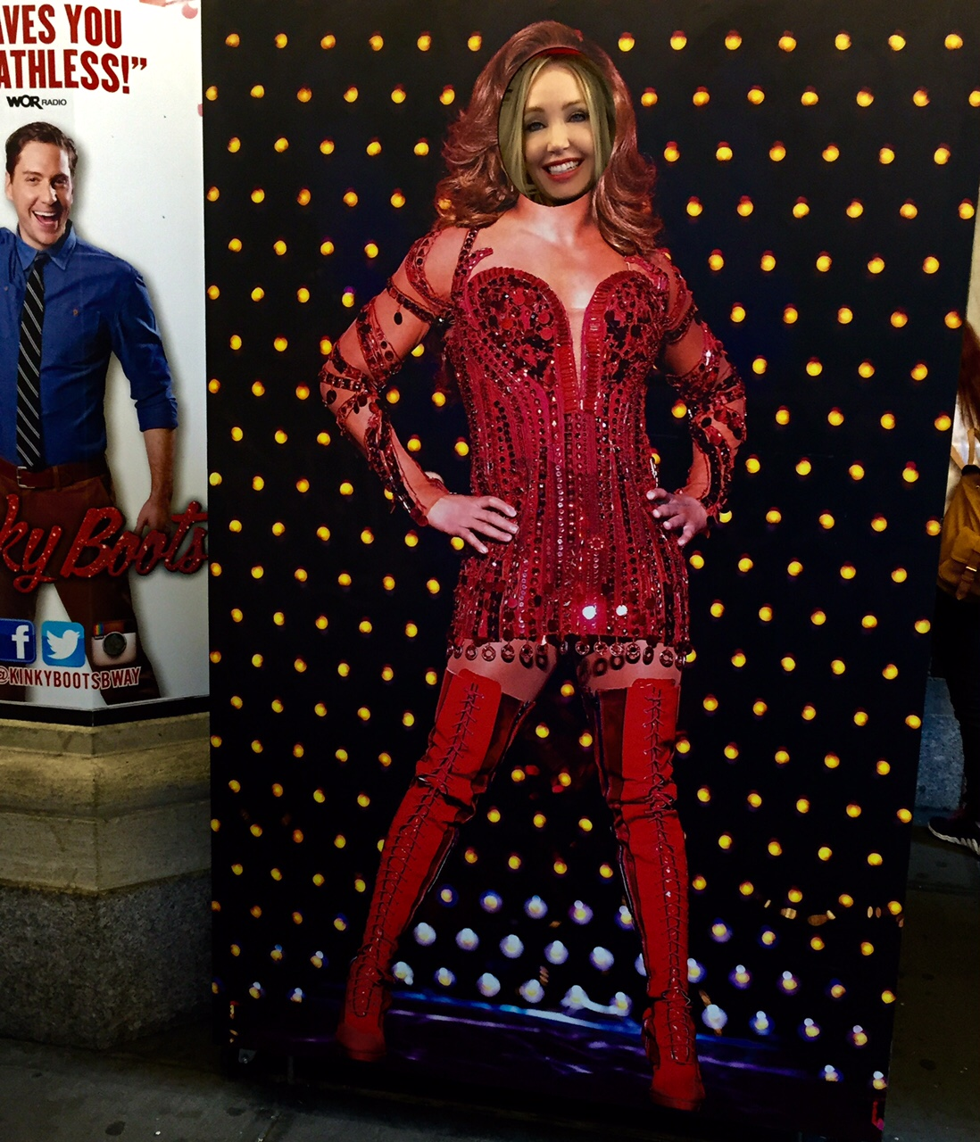 kinky boots nyc, what to do in nyc