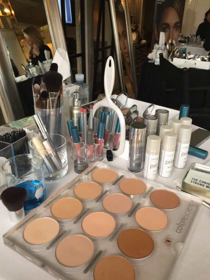 currently crushing, colorescience cosmetics, the london west hollywood, j public relations
