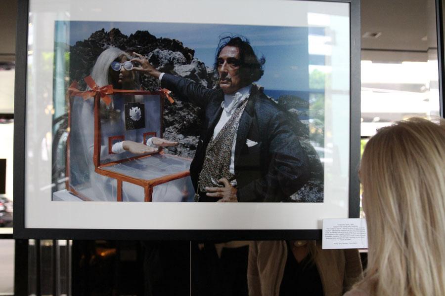 currently crushing, revealed art exhibit at sofitel los angeles