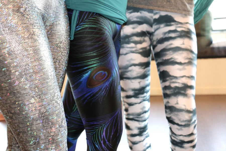 currently crushing, aerial yoga, airfit LA, emily hsu tights, riot media group