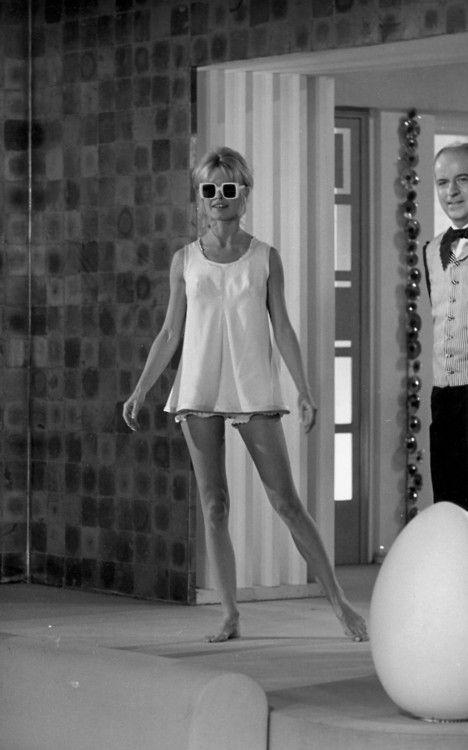 currently crushing, brigitte bardot white dress