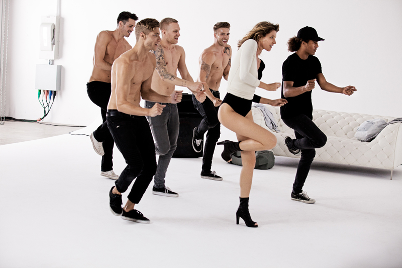 currently crushing, stuart weitzman, gisele, make that move video