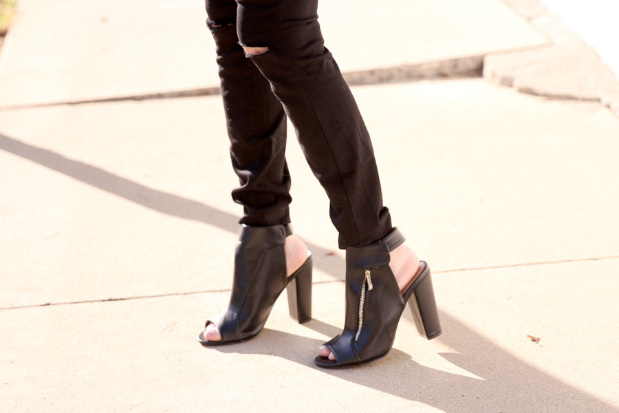 currenty crushing, justfab booties, Parker Smith jeans, Bourbon Barbies, Johnny Cash vintage tee