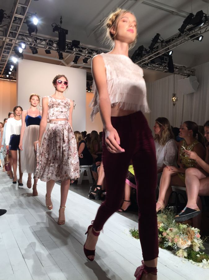 currently crushing, nyfw, lauren conrad, kohls, LCLaurenConrad Runway,