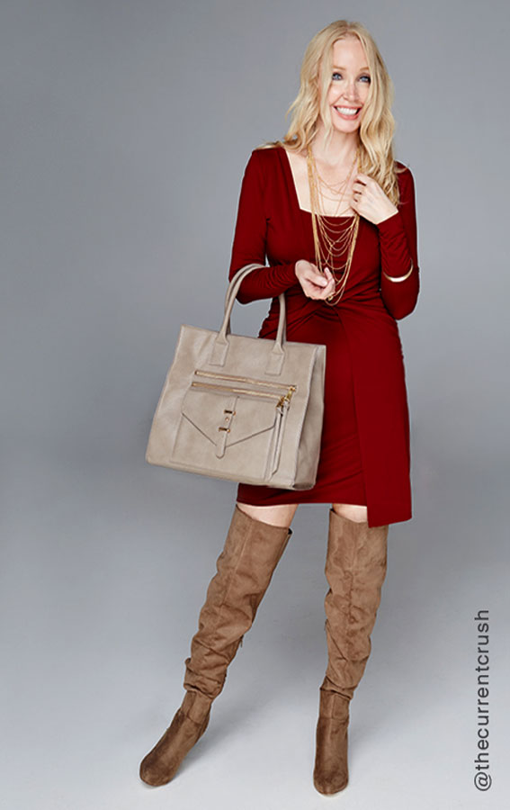 currently crushing, justfab fall boots, just fab clothes, fall fashion