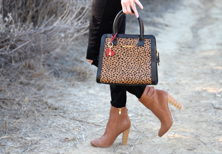 currently crushing, vera bradley natalie satchel, justfab booties, forever 21 fuzzy sweater