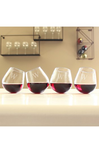 currently crushing, wine glasses, best holiday gifts, stemless wine glasses, nordstrom gifts
