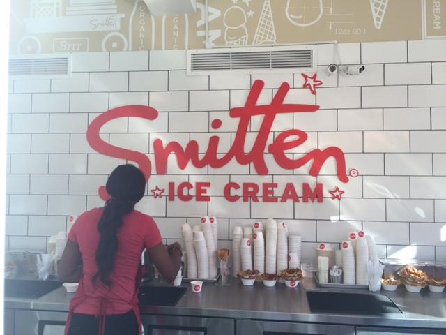 currently crushing, smitten ice cream LA, smitten ice cream el segundo