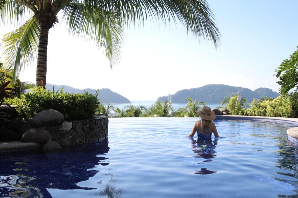 la blanca swim, la blanca tangier crossback midkini, costa rica, las suenos resort