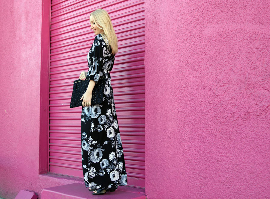 currently crushing, shabby apple maxi dress, emu australia sandals, anchal project clutch, ona chan necklace, kendra scott ring