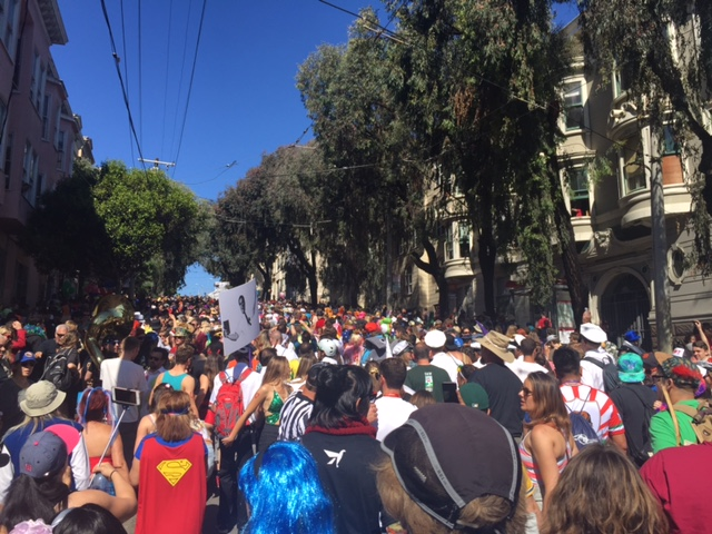 2016 Bay to Breakers