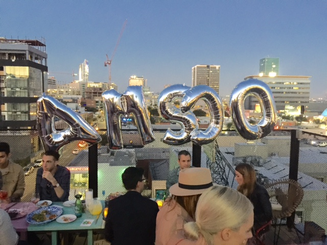 Rooftop Soiree with AMSCO