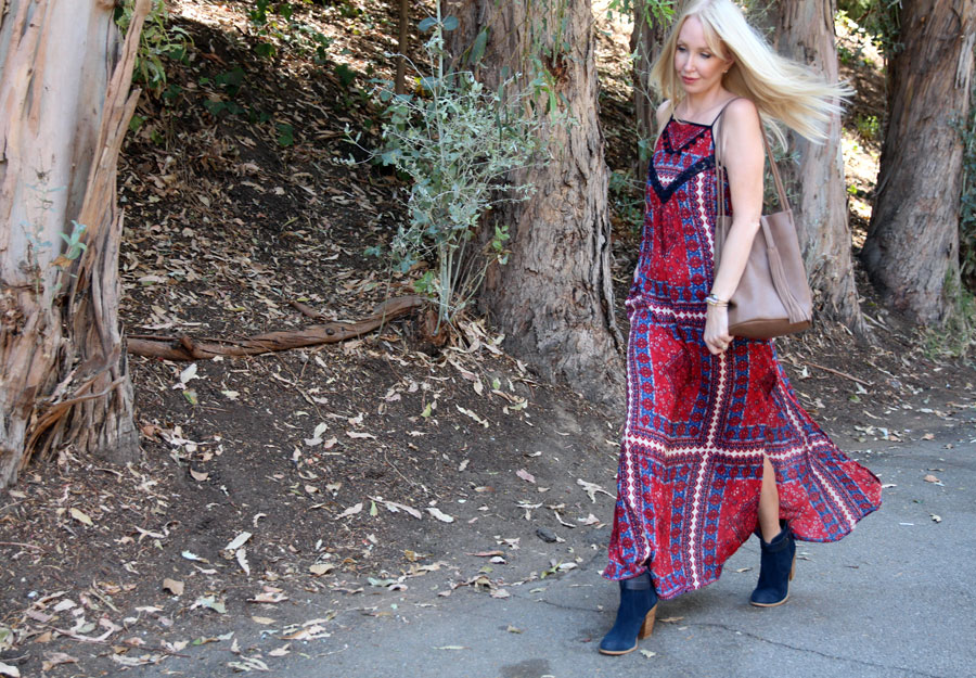 band of gyspies dress, nordstrom dresses, sole society booties, sole society bucket bag, currently crushing