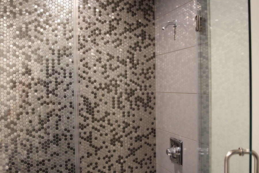 currently crushing, home remodel, Delta h20kinectic shower head review, bathroom remodel