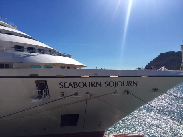 currently crushing, seabourn cruise, valencia spain