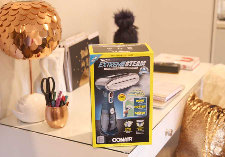 conair turbo extreme hand held steamer, currently crushing
