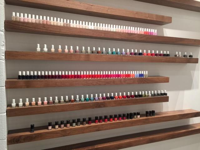currently crushing, 10 over 10 nail salon, best mani pedi in LA, LA nail salons