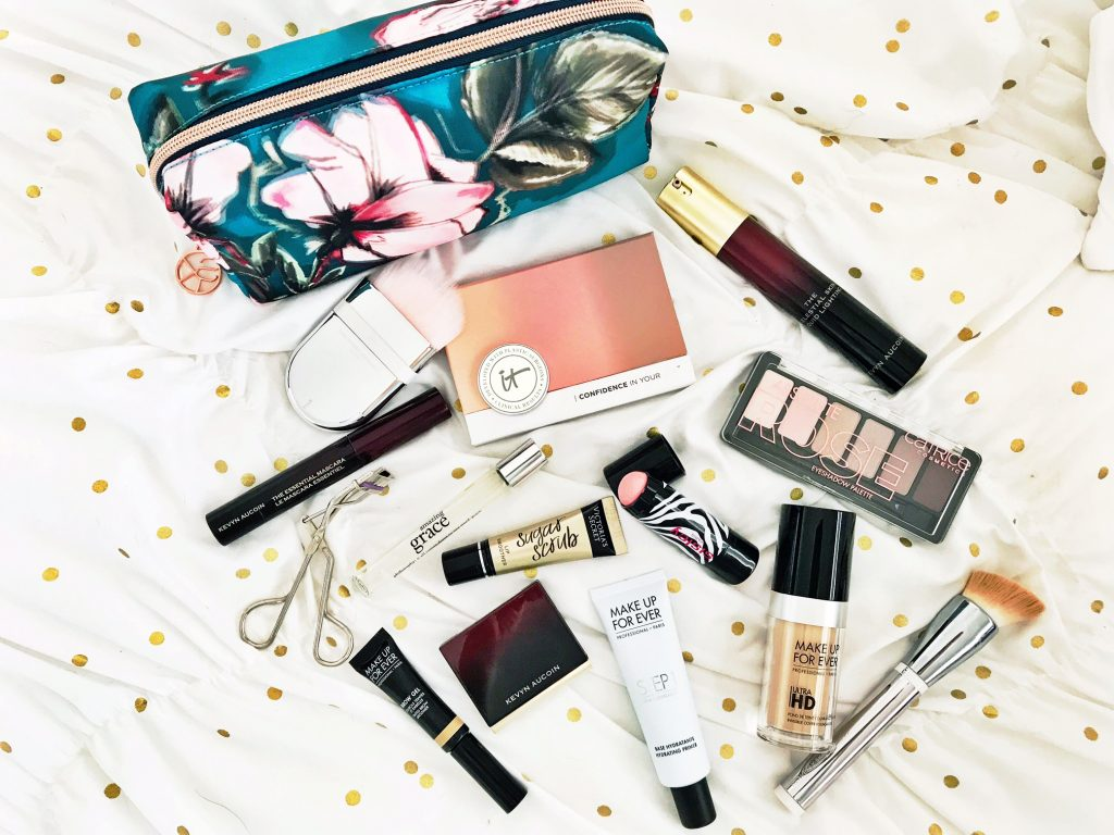 Makeup Bag Favorites