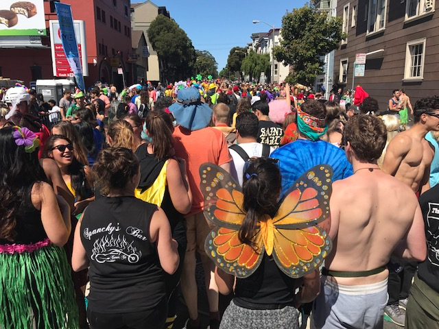 currentlycrushing, bay to breakers 2017, travel blog, the buena vista san francisco