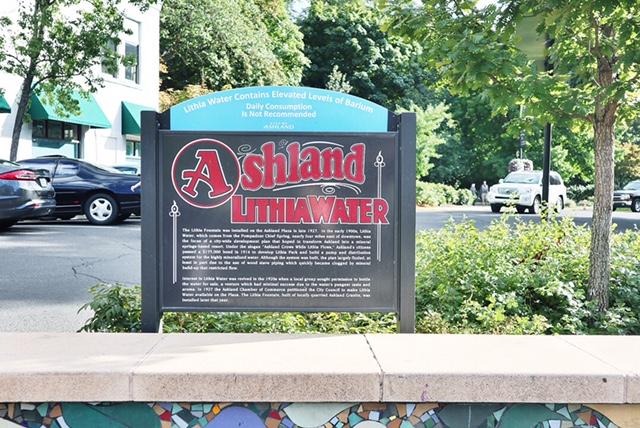 currently crushing, ashland oregon, lithia park, ashland, what to do in ashland oregon