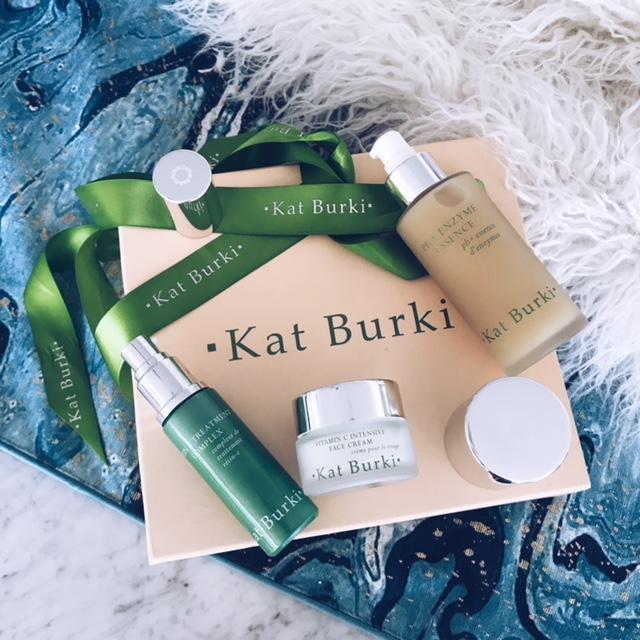 currently crushing, Kat Burki skincare