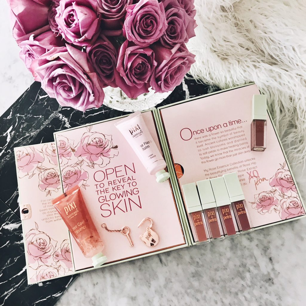 Roses for Valentine's Day with Pixi