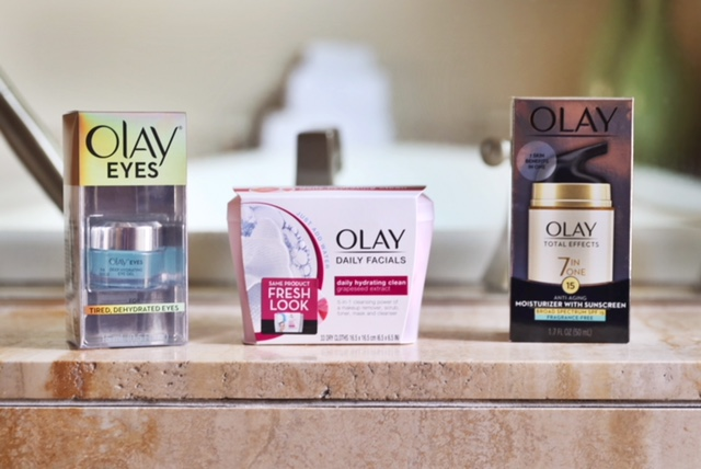 Olay Three-Step Reset