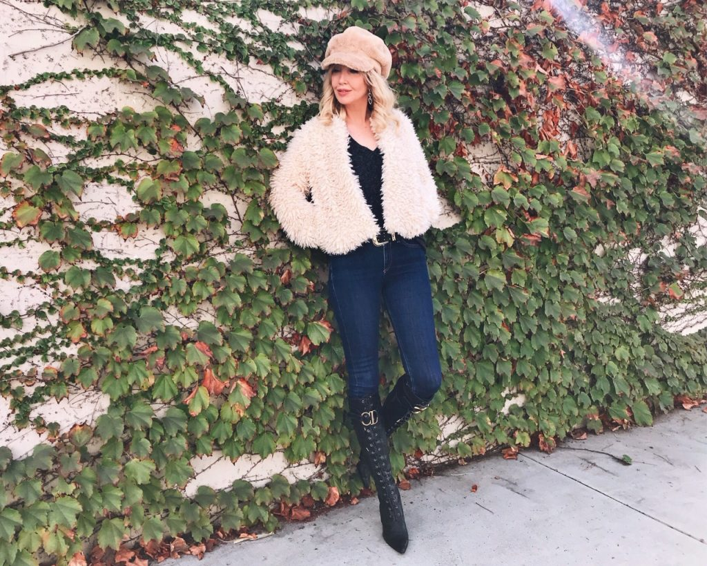 Fab and Fuzzy for Fall