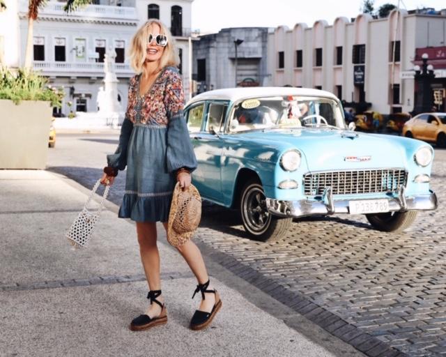 currently crushing, honeymoon in cuba, travel to havana, beyond proper, boston proper forever 21 summer jewelry, what to wear in havana cuba