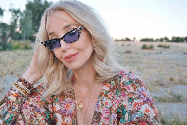 Glam in the Desert with Sunglass Hut
