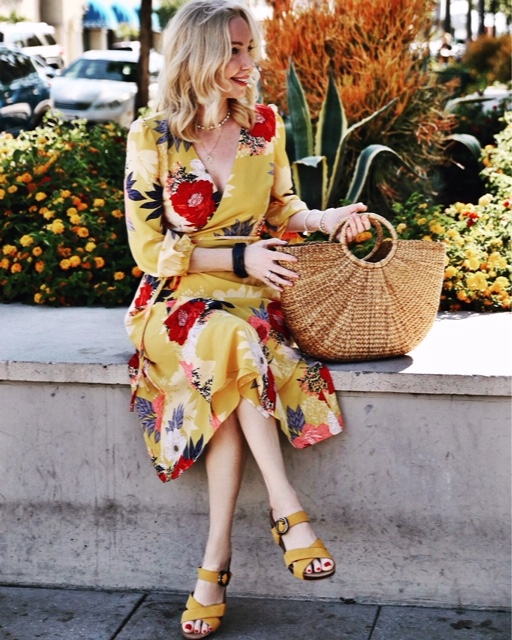 currently crushing, eliza j dresses at Nordstrom, what to wear in LA