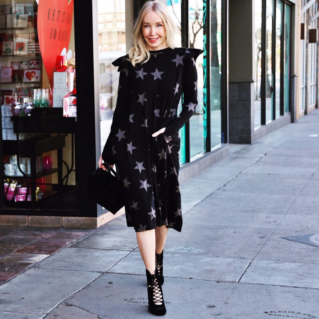 currently crushing, nununu dress, bloomingdales sale, what to wear in LA